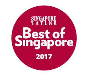 Singapore Tatler Best of Singapore Award